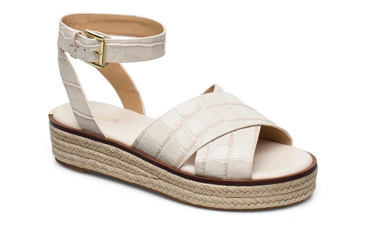 Michael Kors Shoes ABBOTT SANDAL - LT CREAM