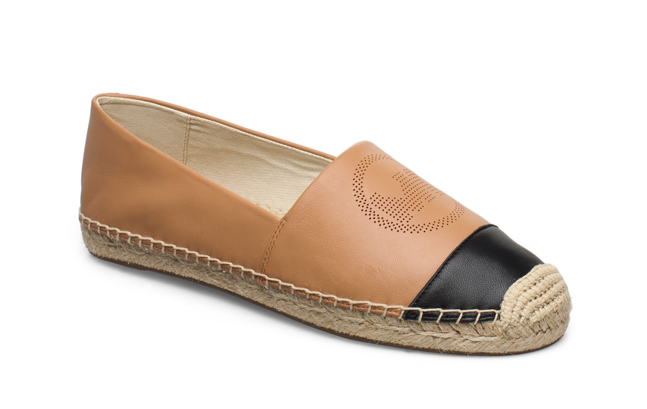 Michael Kors Shoes KENDRICK TOE CAP - PEANUT