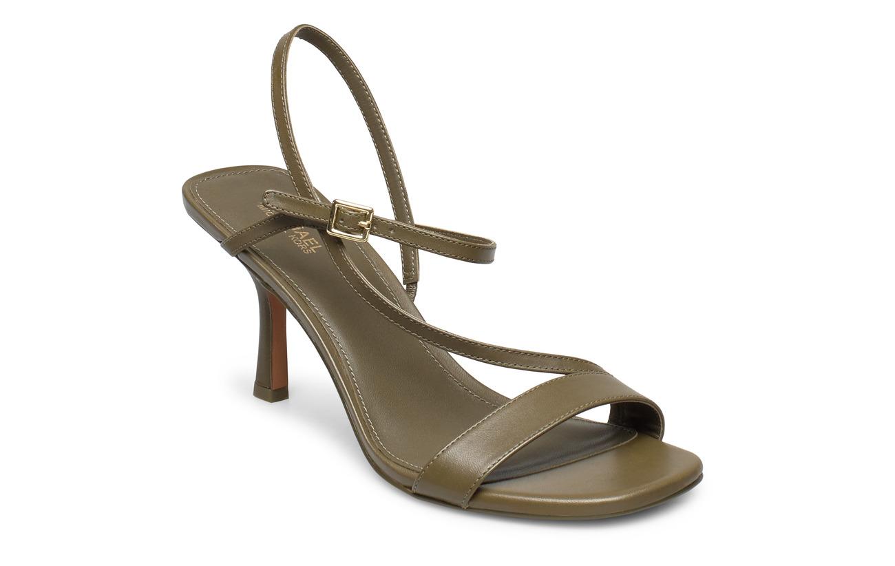 Michael Kors Shoes Tasha Sandal (Olive
