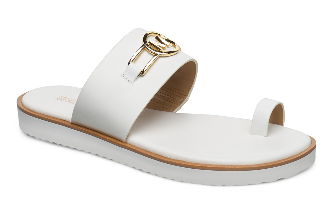 Michael Kors Shoes TRACEE SANDAL - OPTIC WHITE