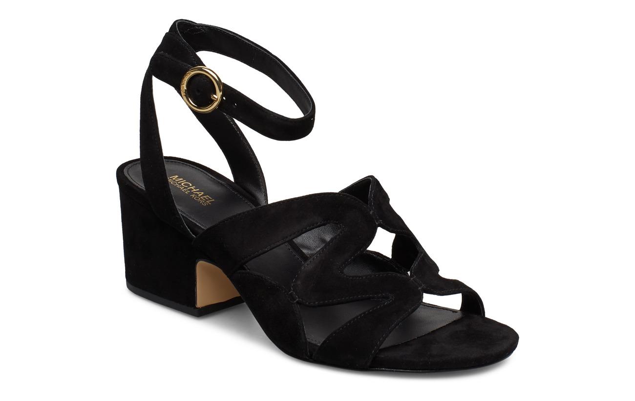 Michael Kors Shoes ANNALEE MID - BLACK