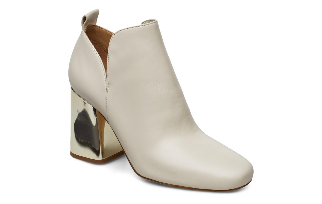 Michael Kors Shoes DIXON BOOTIE - LT CREAM