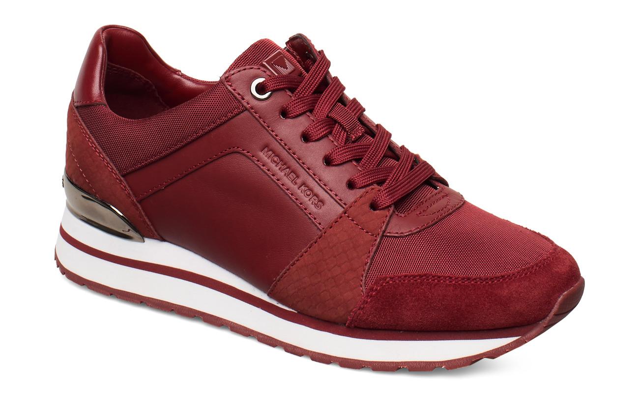 Michael Kors Shoes BILLIE TRAINER - BRANDY