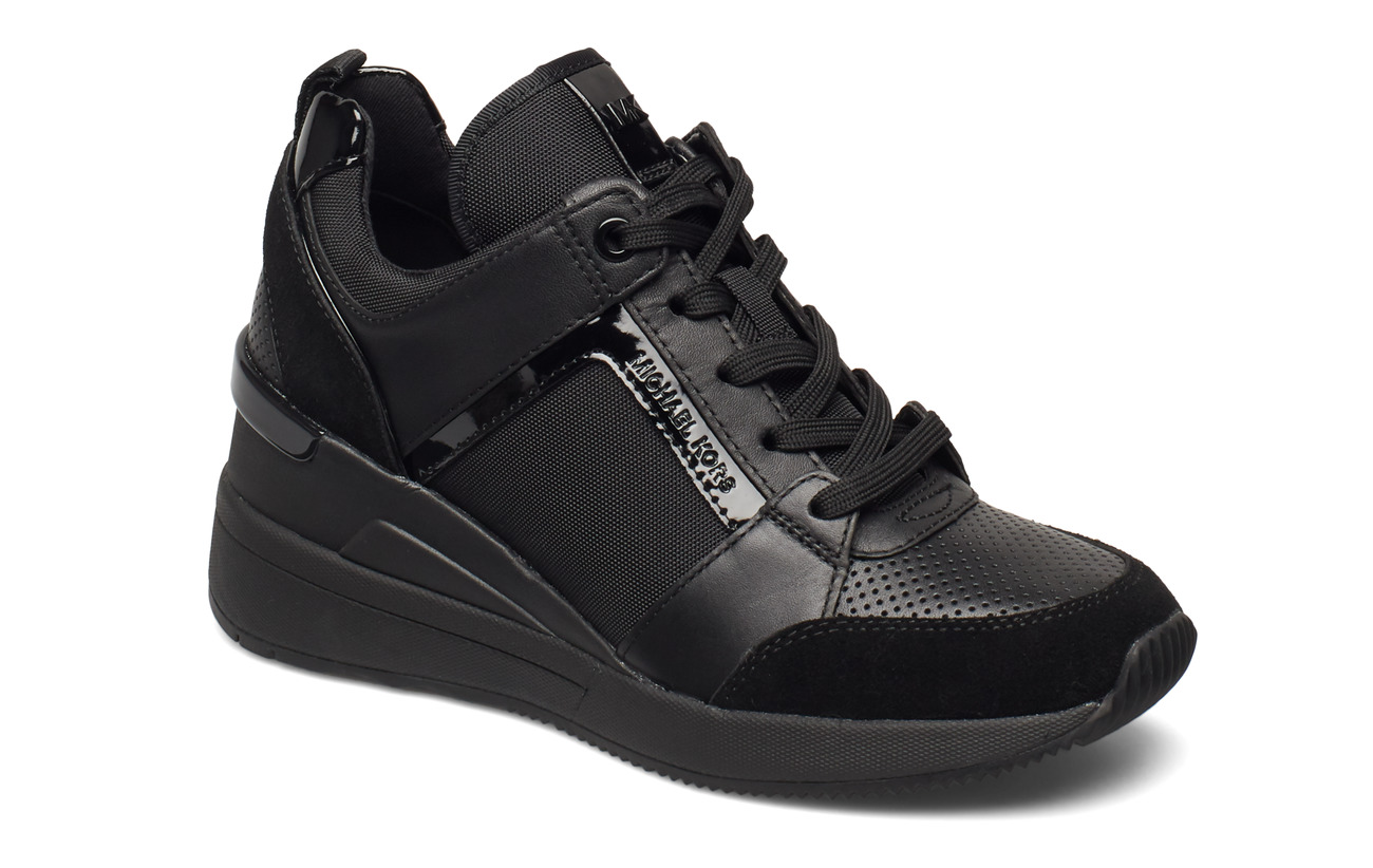 Michael Kors Shoes GEORGIE TRAINER - BLACK
