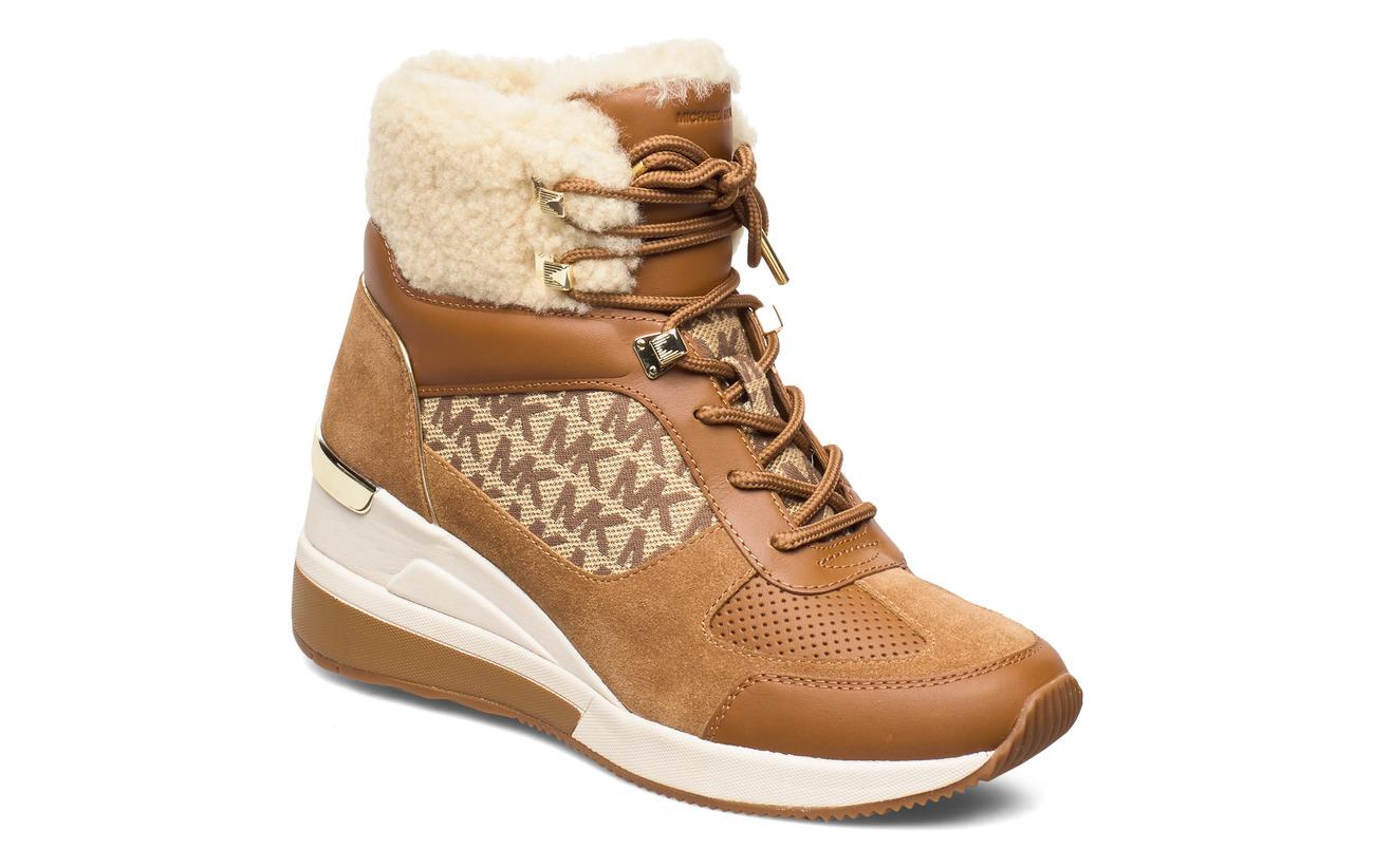 Michael Kors Shoes LIV BOOTIE - AMBER
