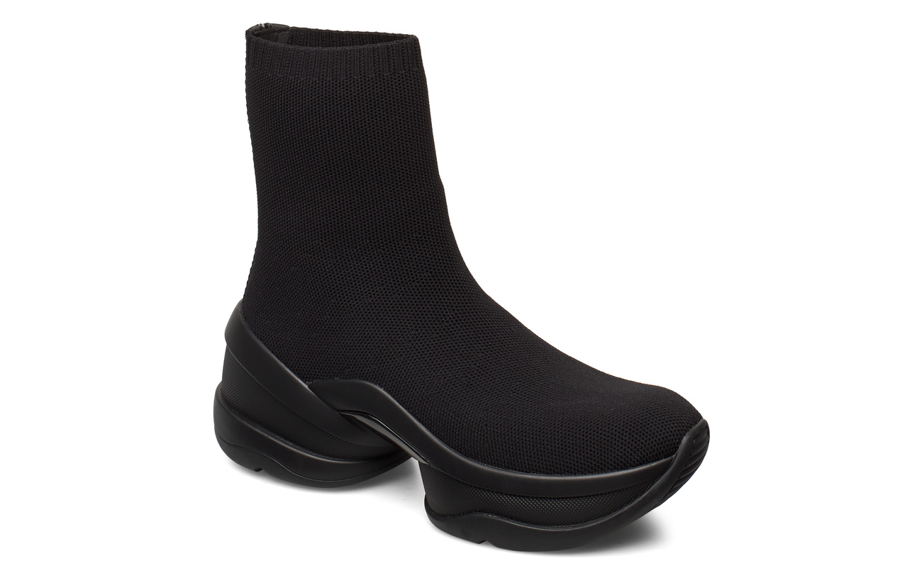 Michael Kors Shoes OLYMPIA BOOTIE - BLACK