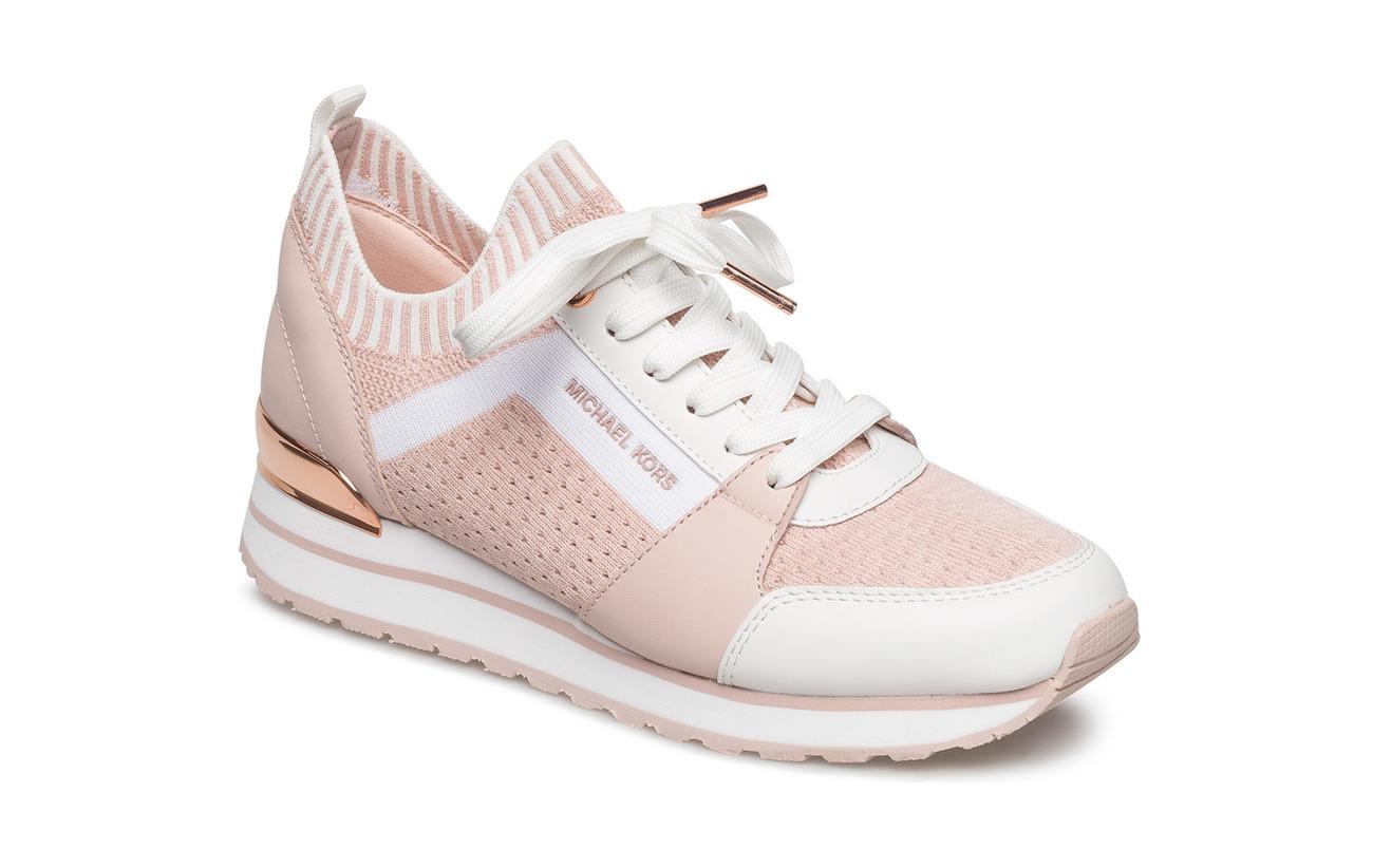 d81839c00e2c Billie Knit Trainers (Soft Pink) (£170) - Michael Kors Shoes ...