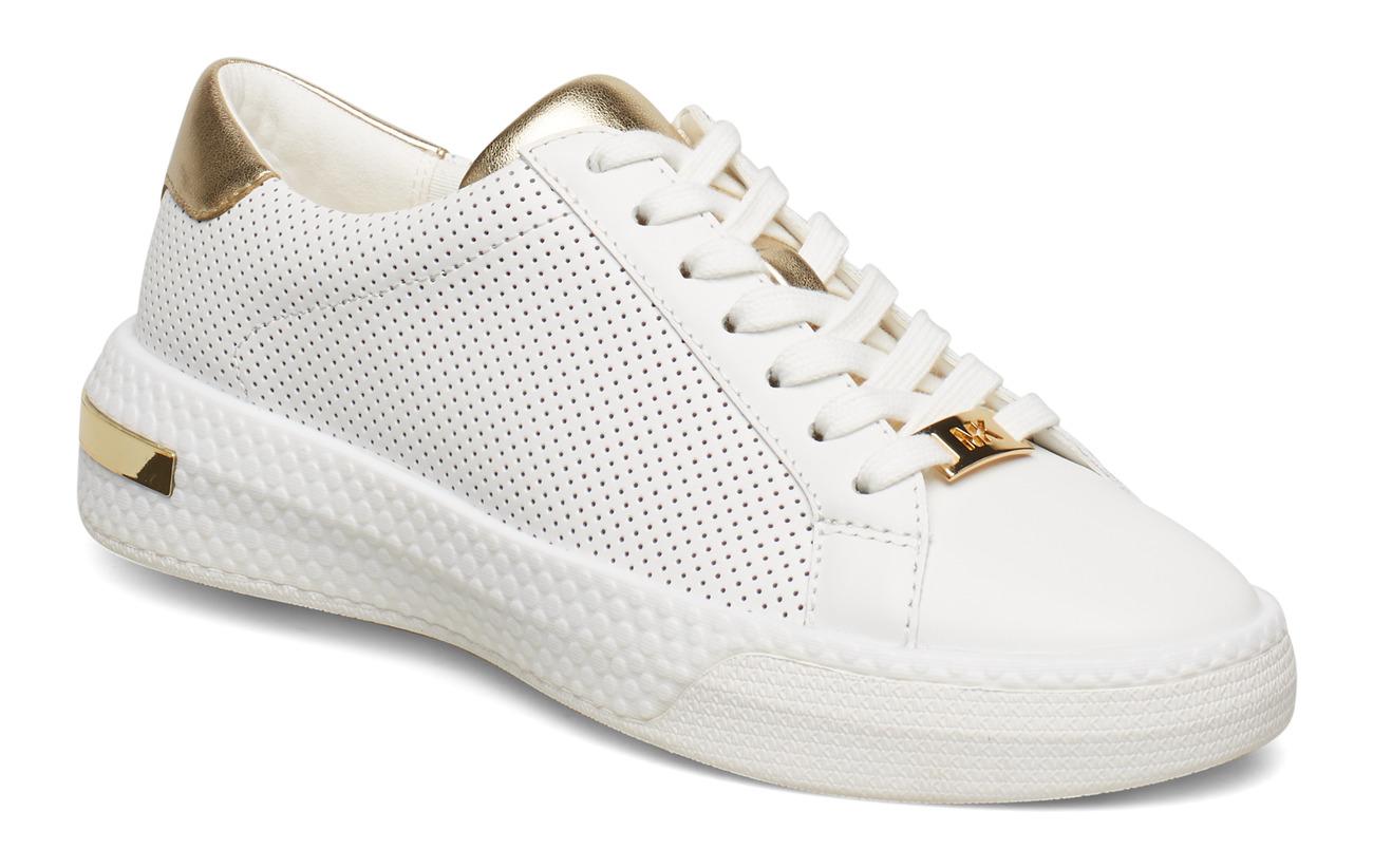 Michael Kors Shoes CODIE LACE UP - OPT/PLGOLD