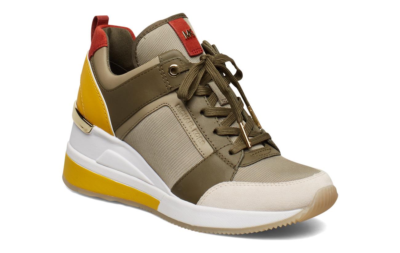 Michael Kors Shoes GEORGIE TRAINER - DUSTY SAGE