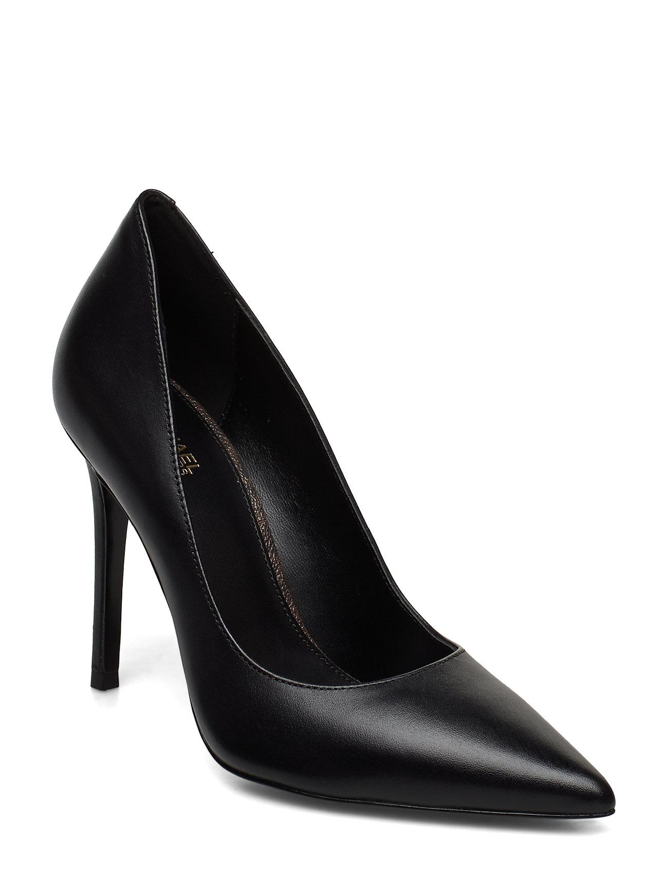 Michael Kors Shoes KEKE PUMP - BLACK