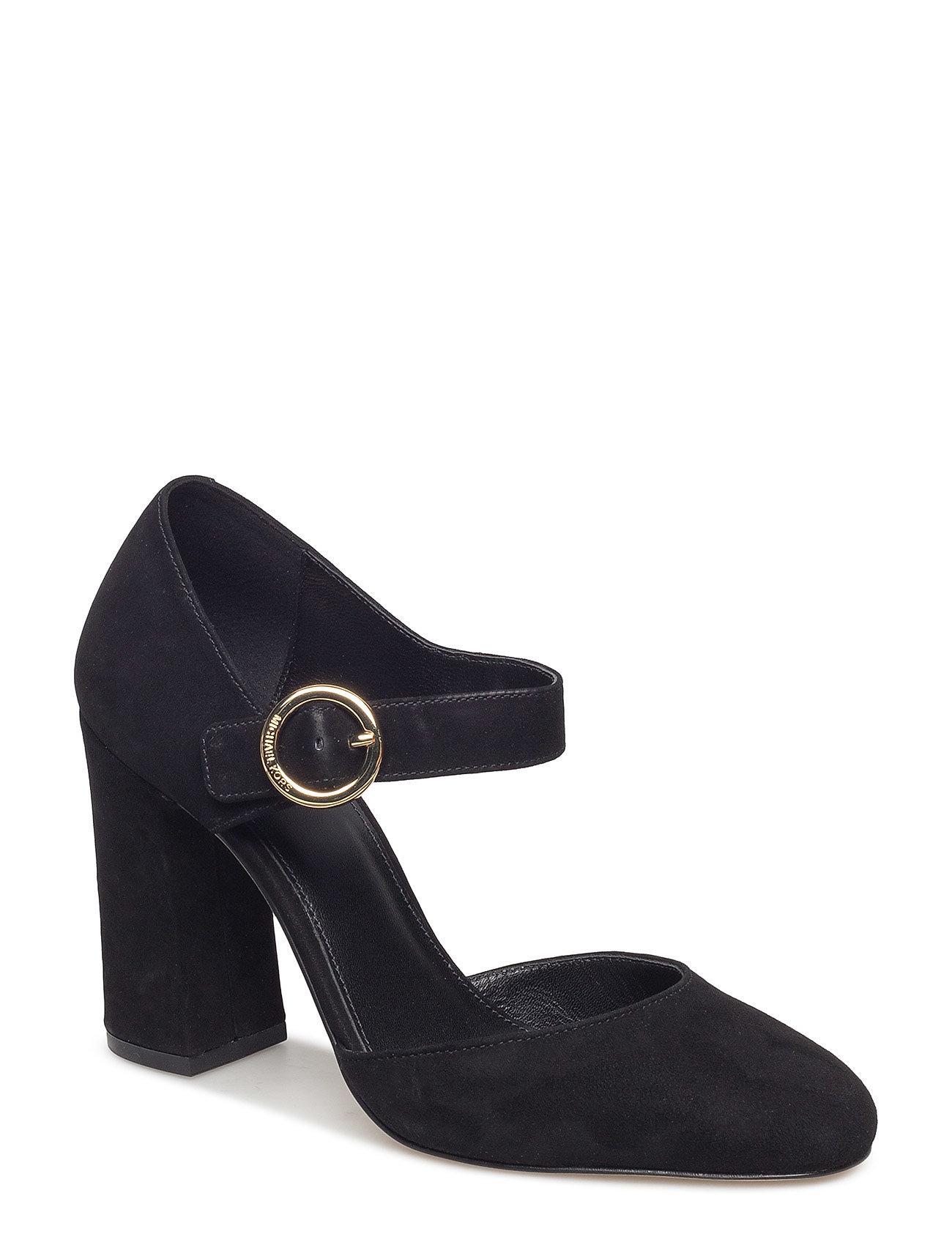 4e67d58347c7 Alana Closed Toe (Black) (£81) - Michael Kors Shoes -