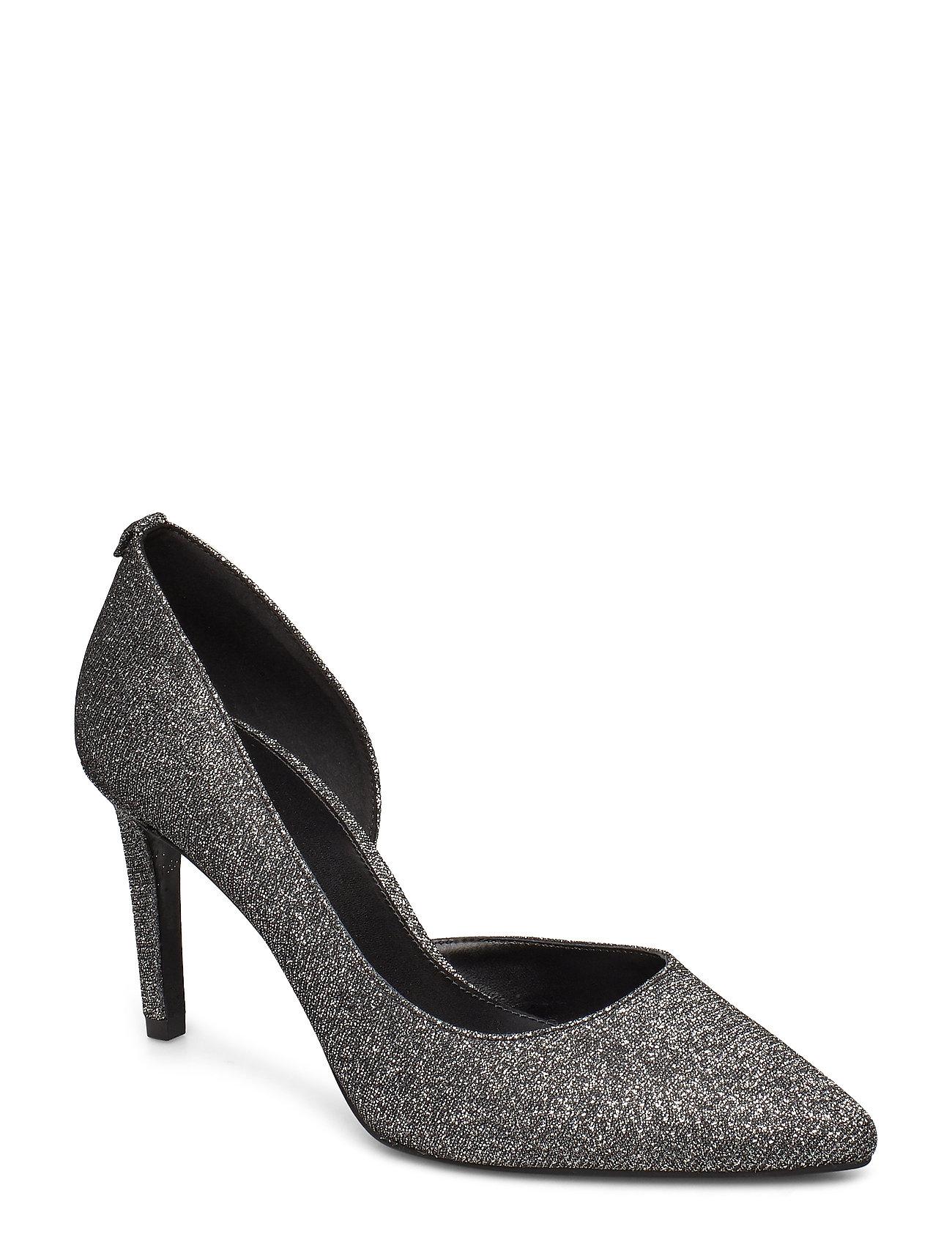 Michael Kors Shoes DOROTHY FLEX D'ORSAY - BLK/SILVER