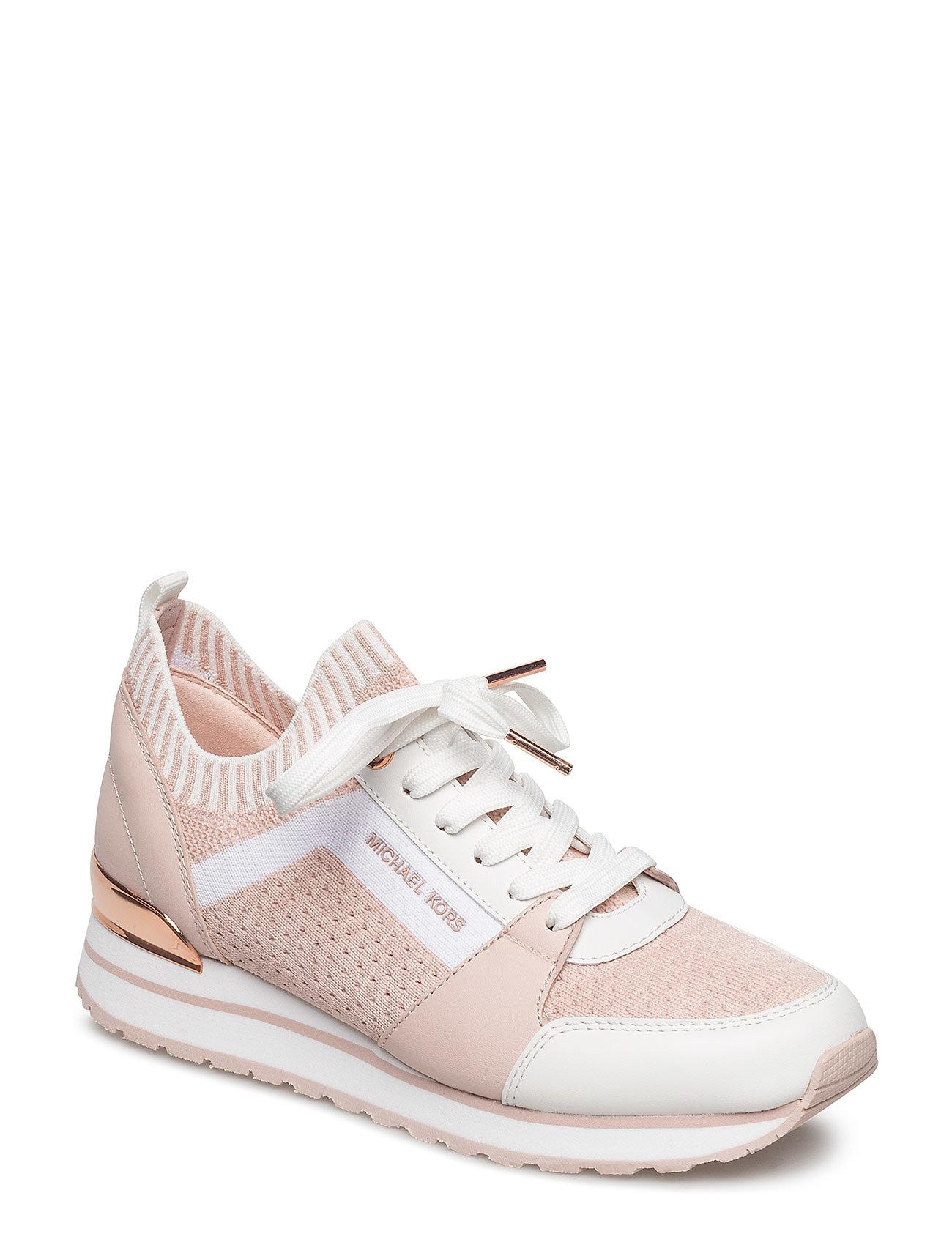 af76721edb5 Michael Kors Shoes Billie Knit Trainers michael kors shoes kopen in de  aanbieding
