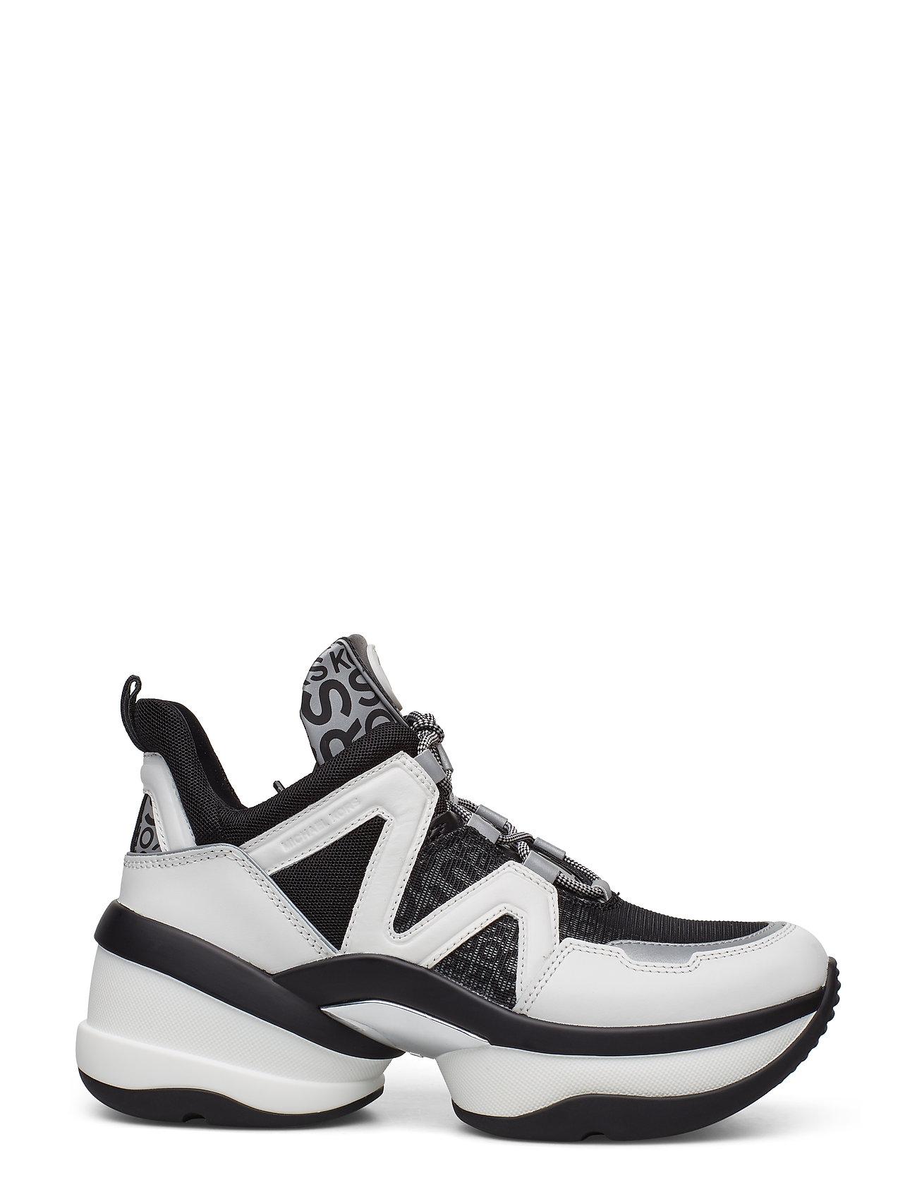Olympia Shoes MultiMichael Traineropwht Kors 3AL5Rj4q