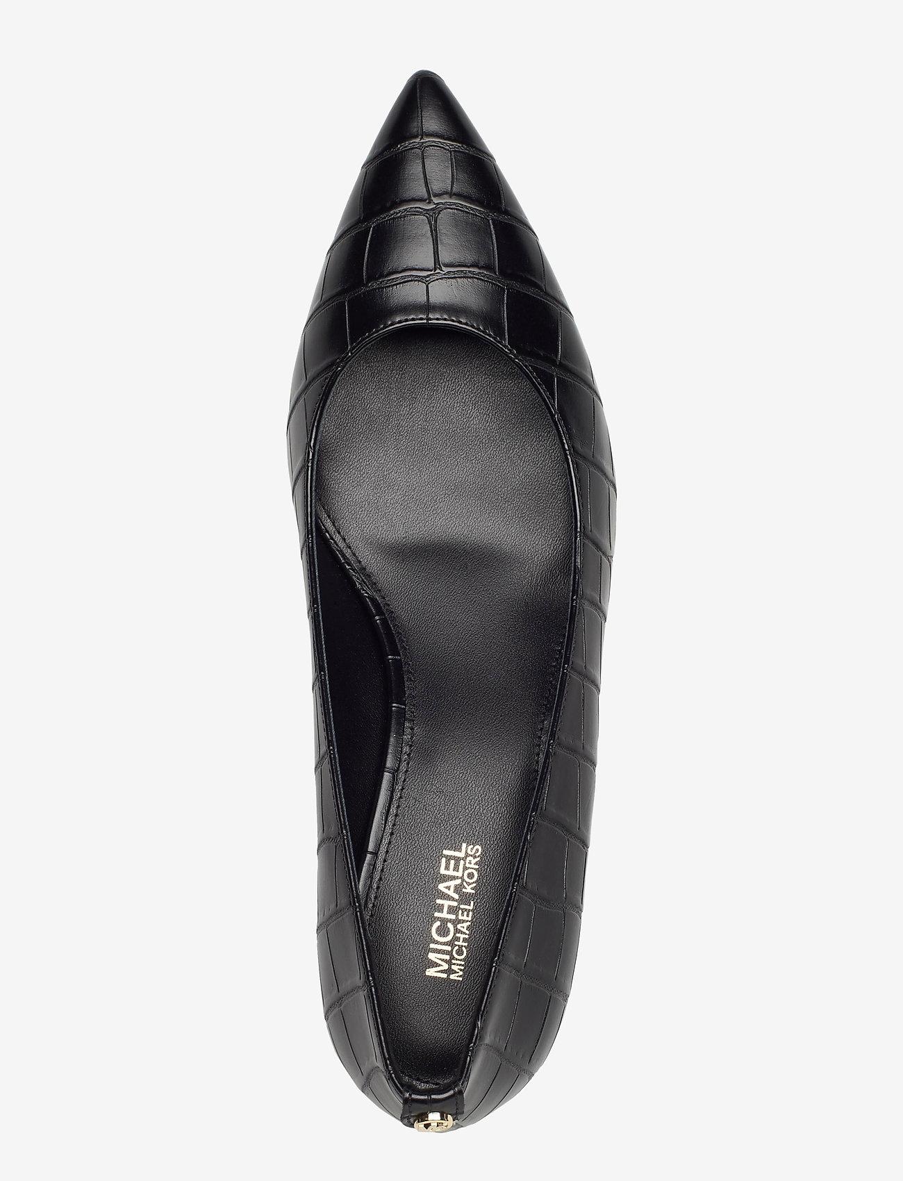 Sara Flex Kitten Pump (Black) (130 €) - Michael Kors Shoes 68LqF