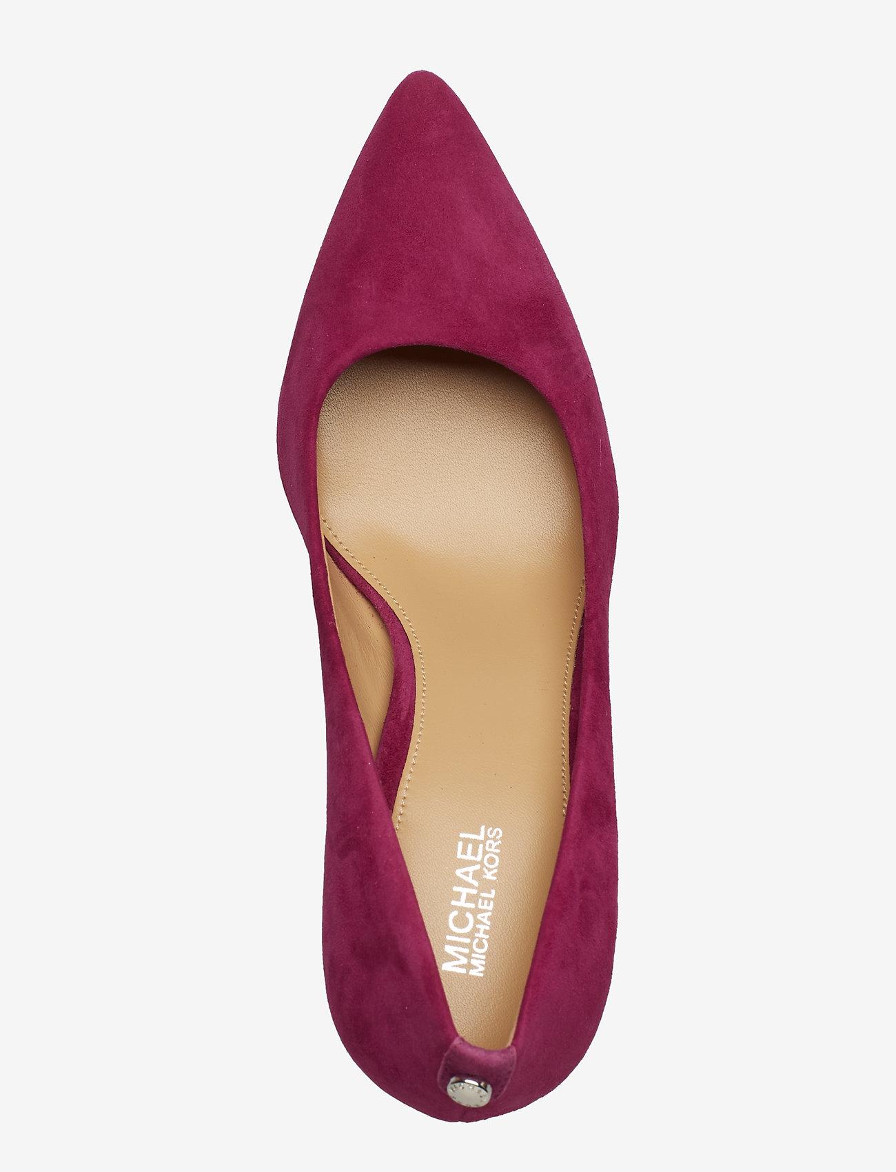 Michael Kors Shoes Dorothy Flex Pump - Sko Med Hæl Garnet