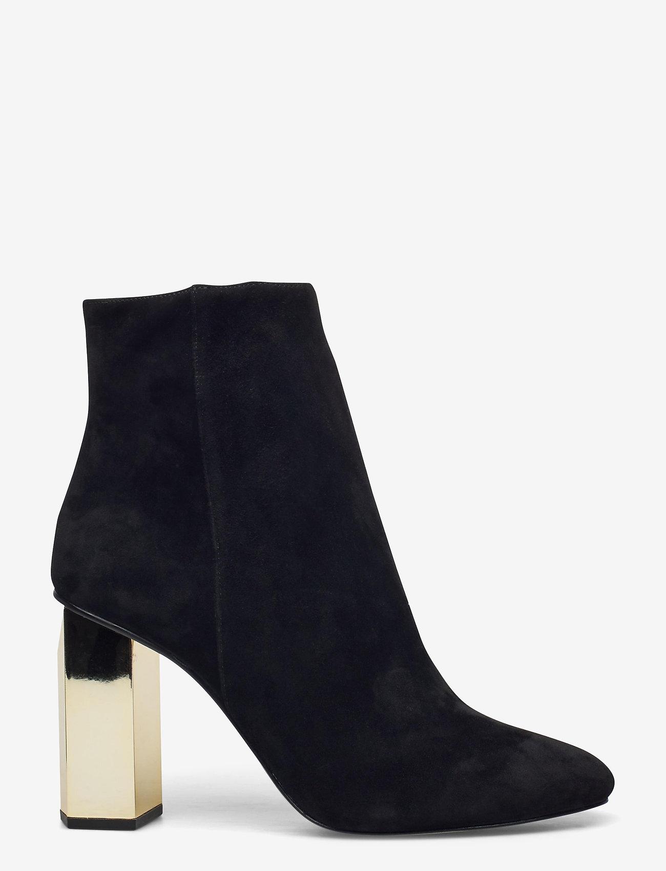 Michael Kors Shoes - PETRA BOOTIE - enkellaarsjes met hak - black - 1
