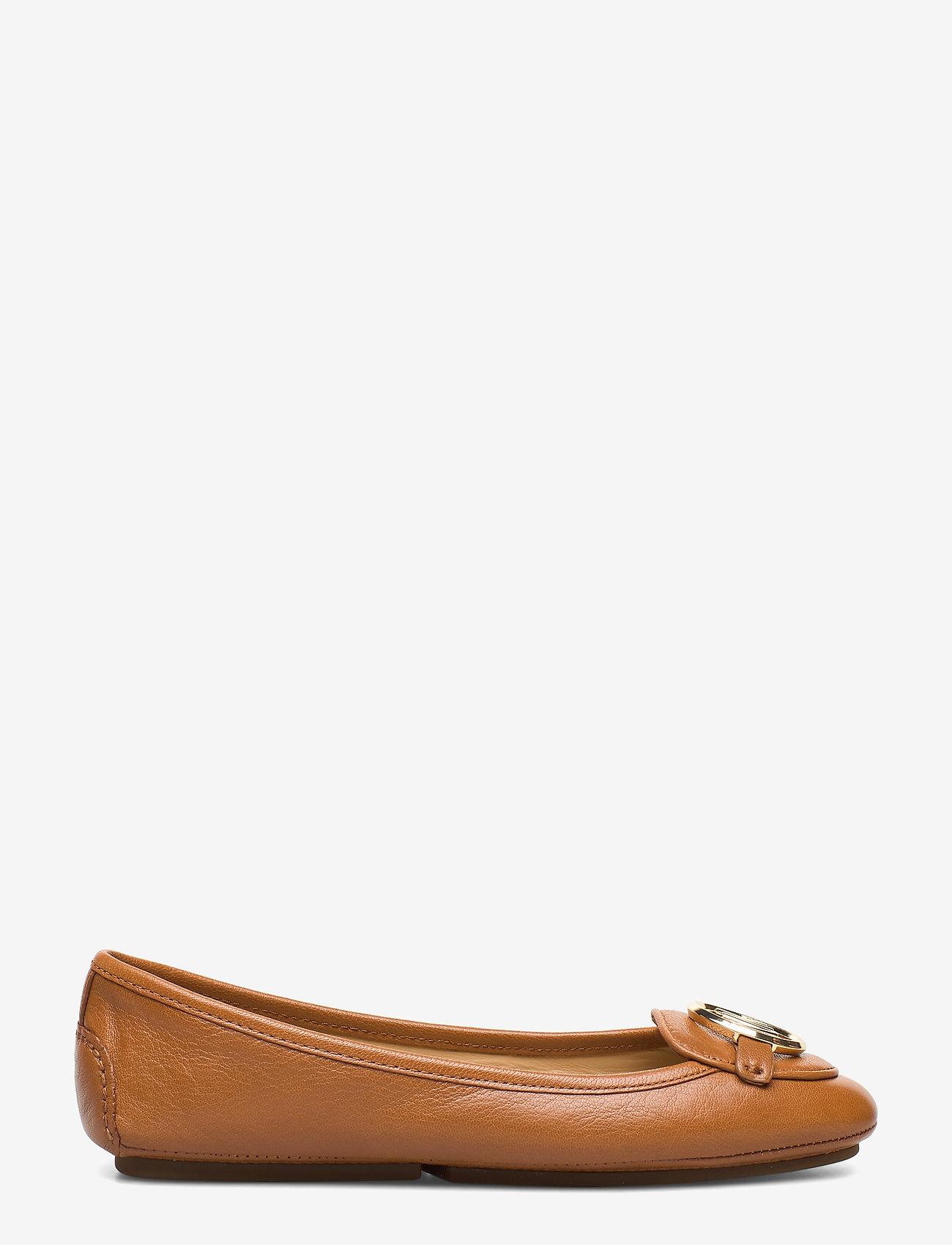 Michael Kors Shoes - LILLIE MOC - ballerinat - luggage