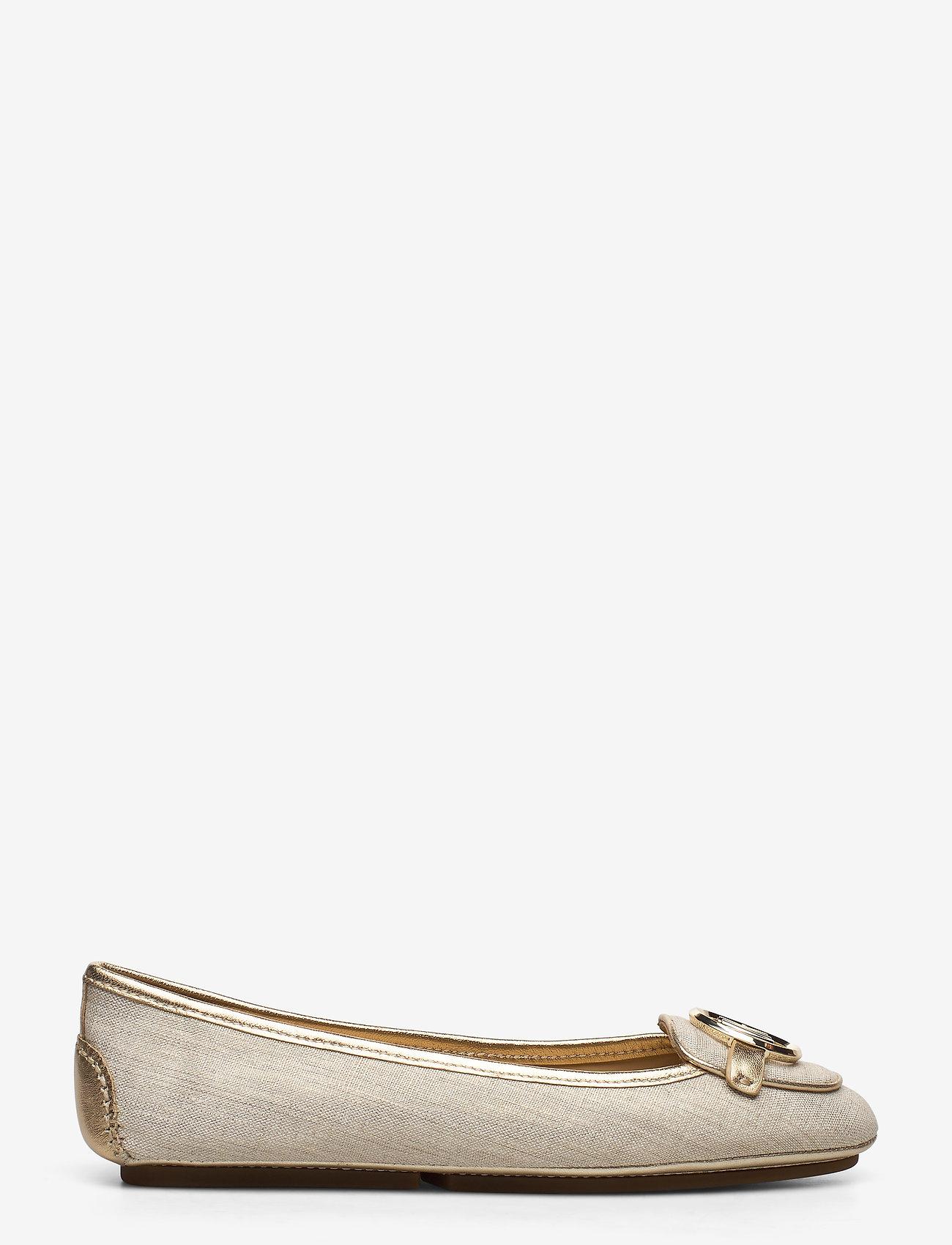 Michael Kors Shoes - LILLIE MOC - ballerinas - pale gold - 1