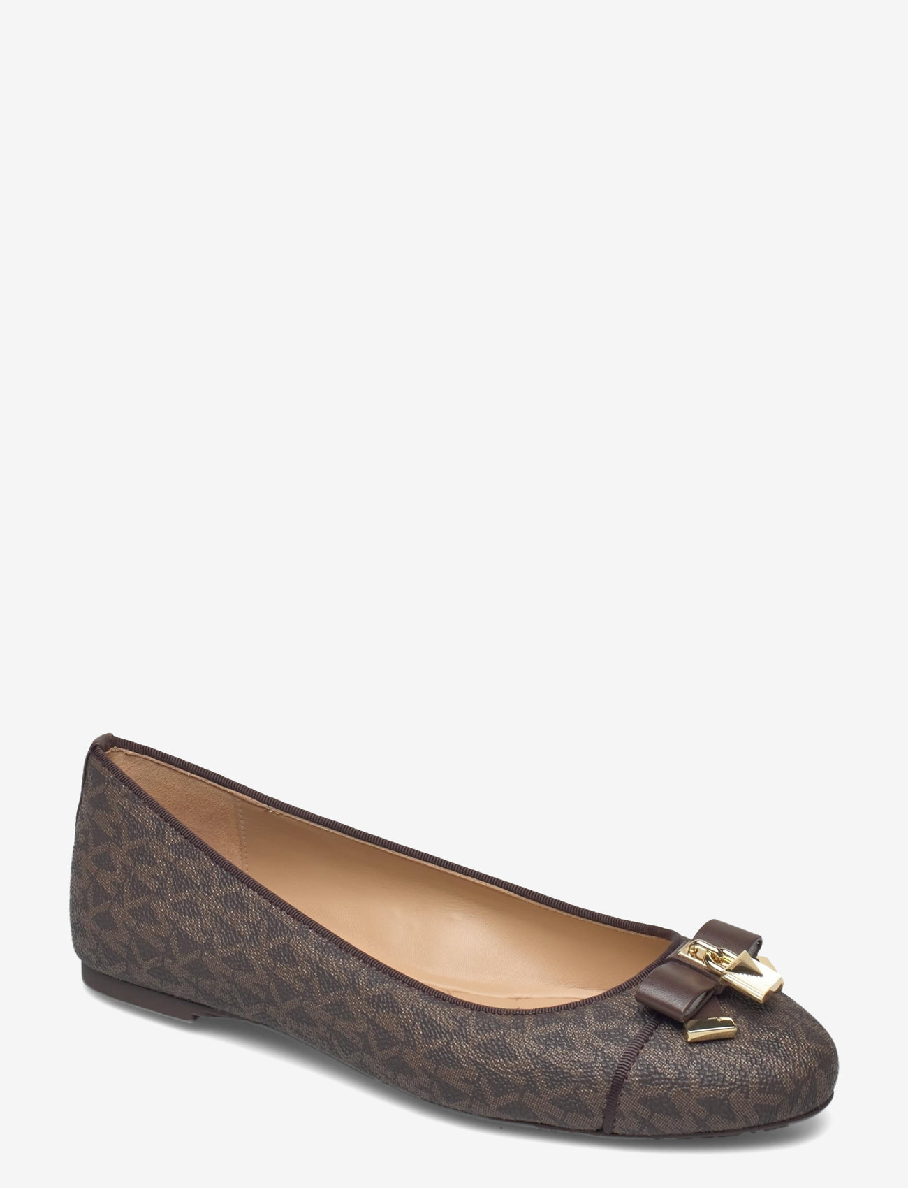 Michael Kors - ALICE BALLET - ballerinas - brown - 0