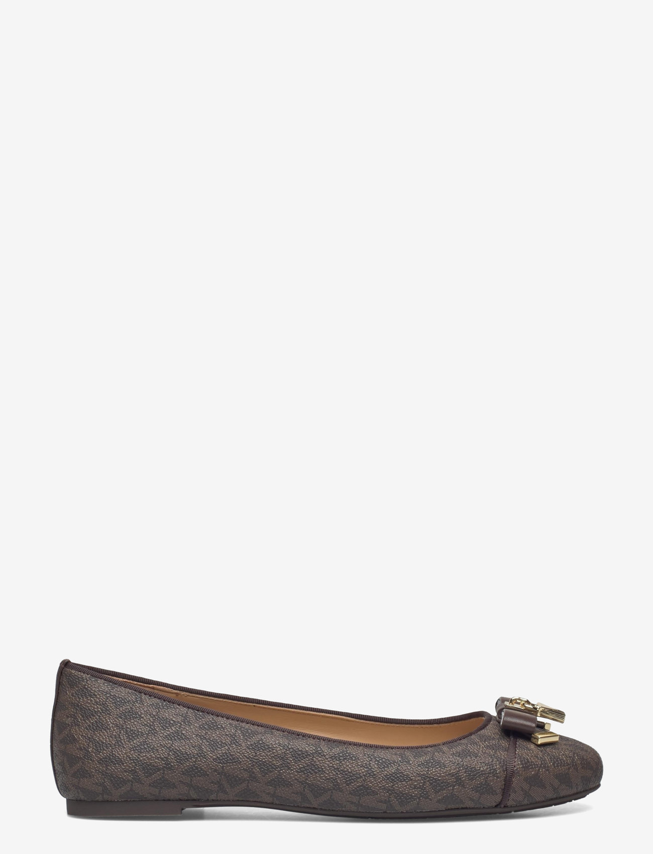 Michael Kors - ALICE BALLET - ballerinas - brown - 1