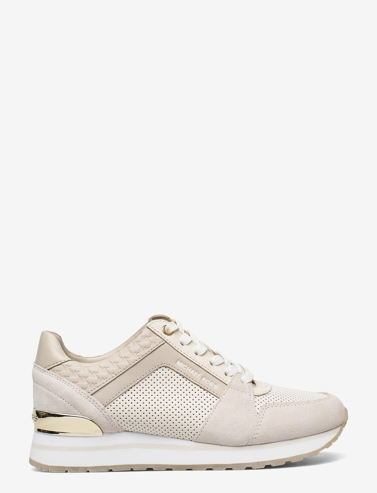 Michael Kors Shoes - BILLIE TRAINER - low top sneakers - cream - 1