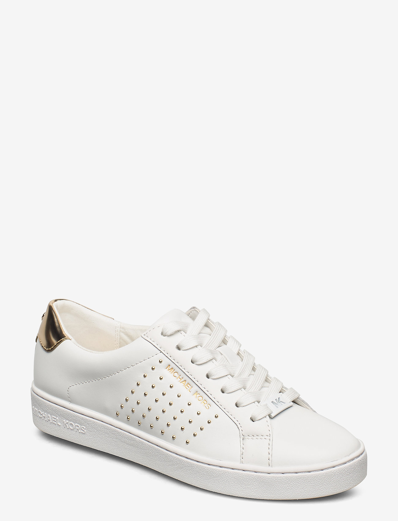 Michael Kors Shoes - IRVING LACE UP - lage sneakers - optic white - 0