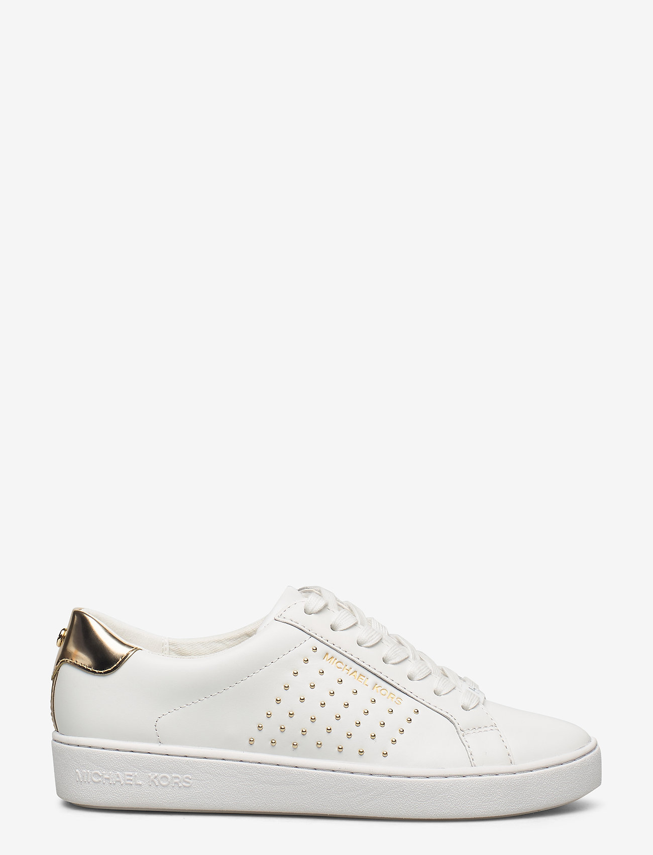 Michael Kors Shoes - IRVING LACE UP - lage sneakers - optic white - 1