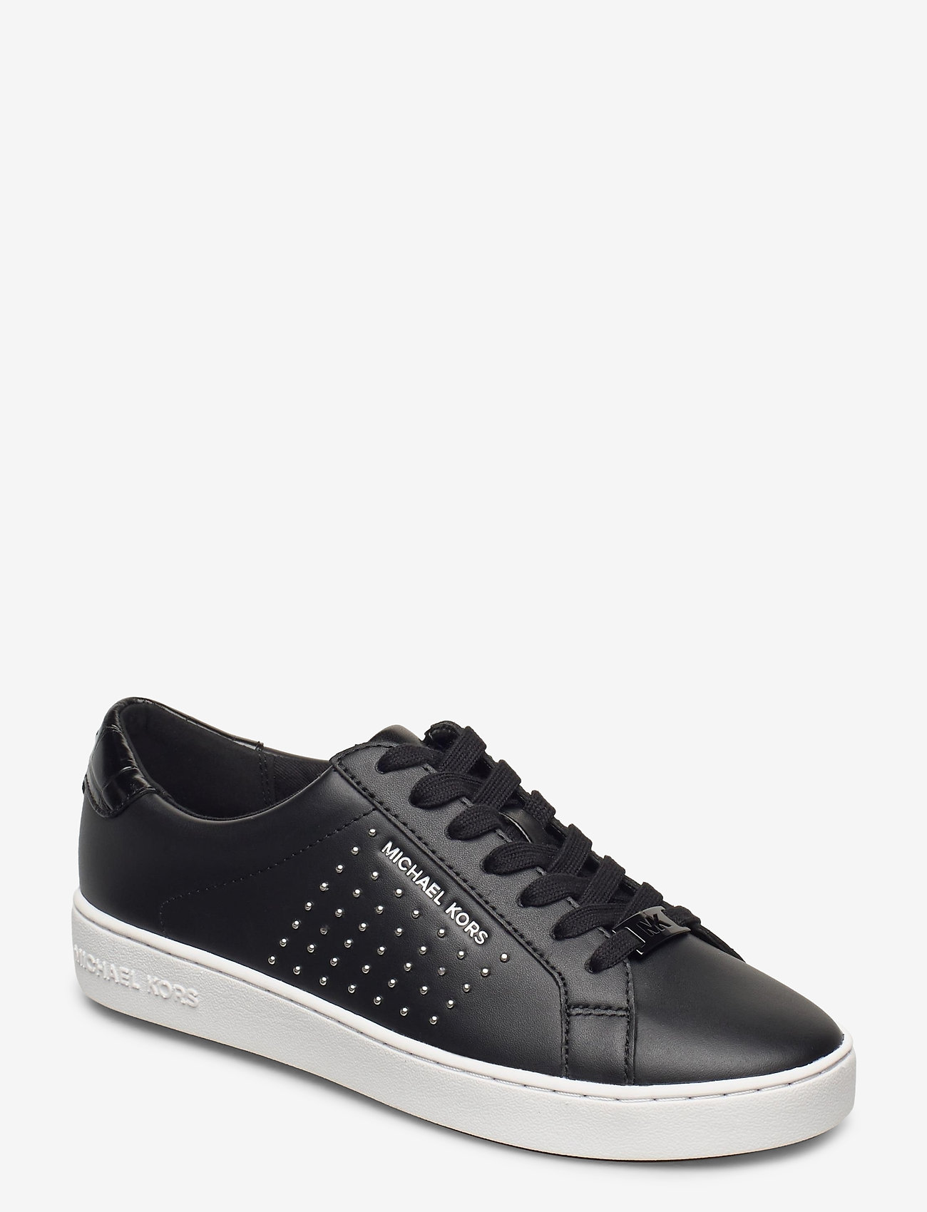 Michael Kors Shoes - IRVING LACE UP - lage sneakers - black - 0
