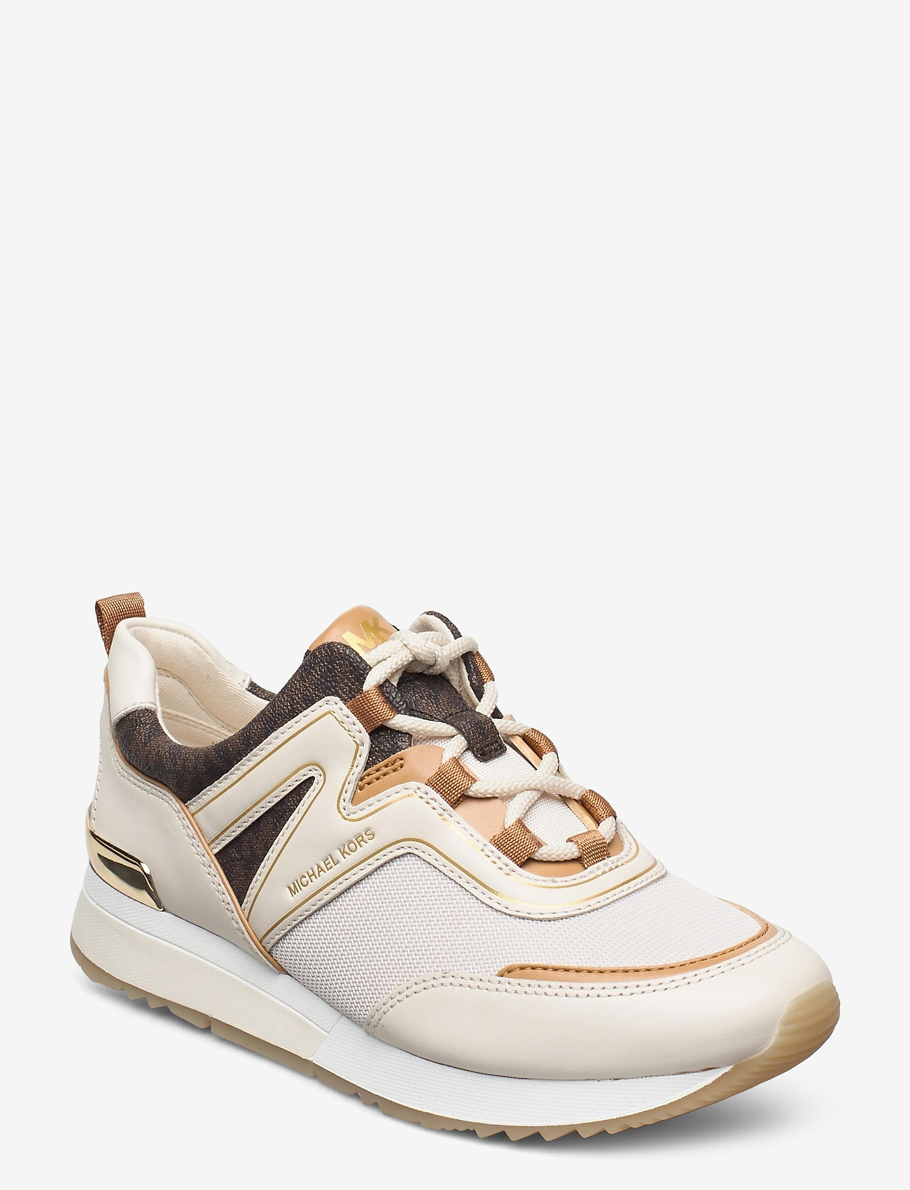 Michael Kors Shoes - PIPPIN TRAINER - low top sneakers - cream multi - 0