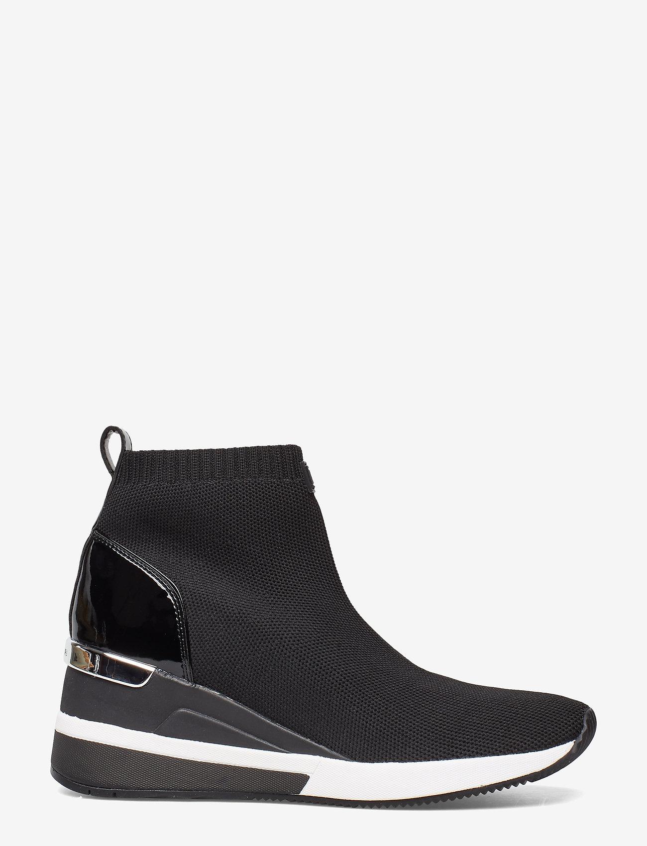 Michael Kors - SKYLER BOOTIE - hoge sneakers - black - 1