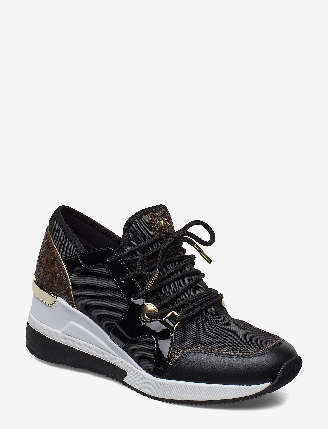 Michael Kors - LIV TRAINER - lage sneakers - black - 0