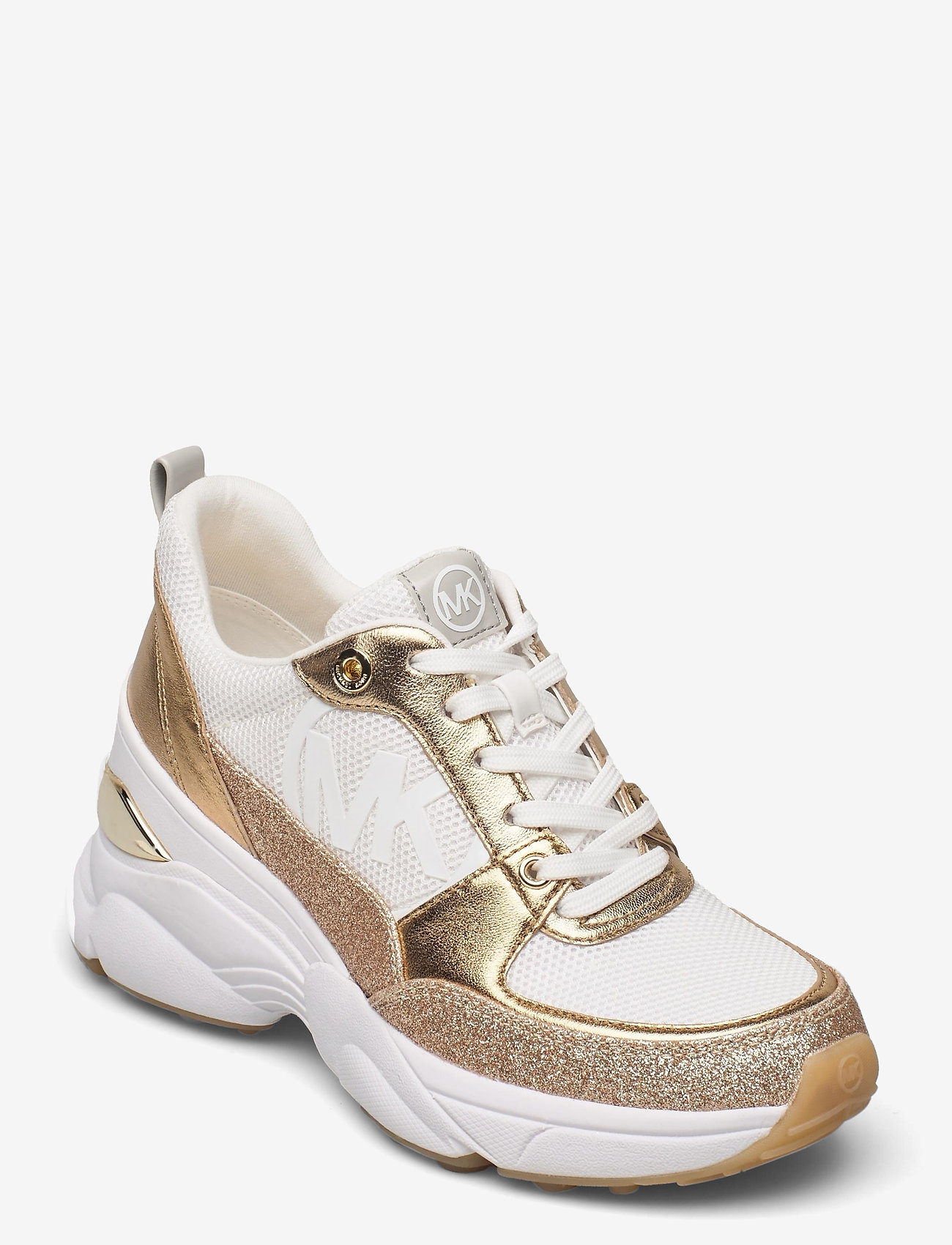 Michael Kors - MICKEY TRAINER - chunky sneakers - opt/gold - 0