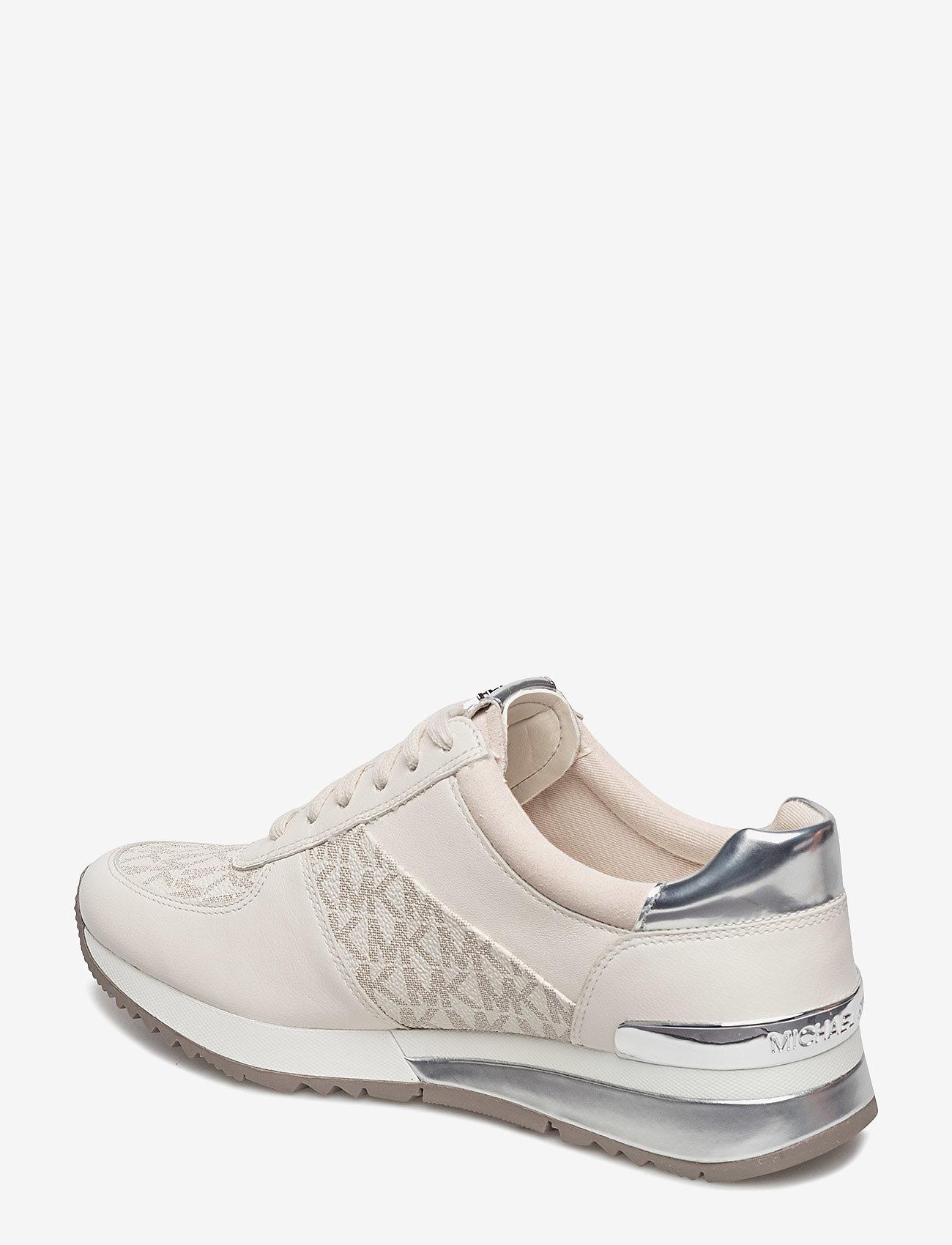 Michael Kors Shoes Allie Wrap Trainer - Sneakers Vanilla