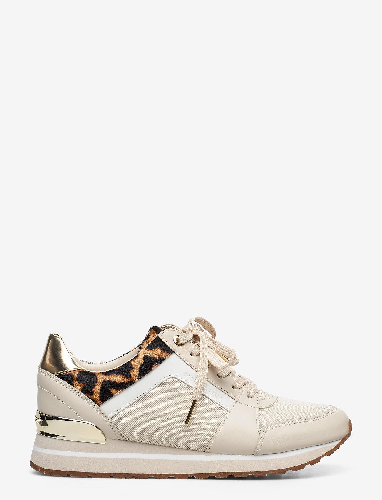 Michael Kors Shoes - BILLIE TRAINER - low top sneakers - ecru