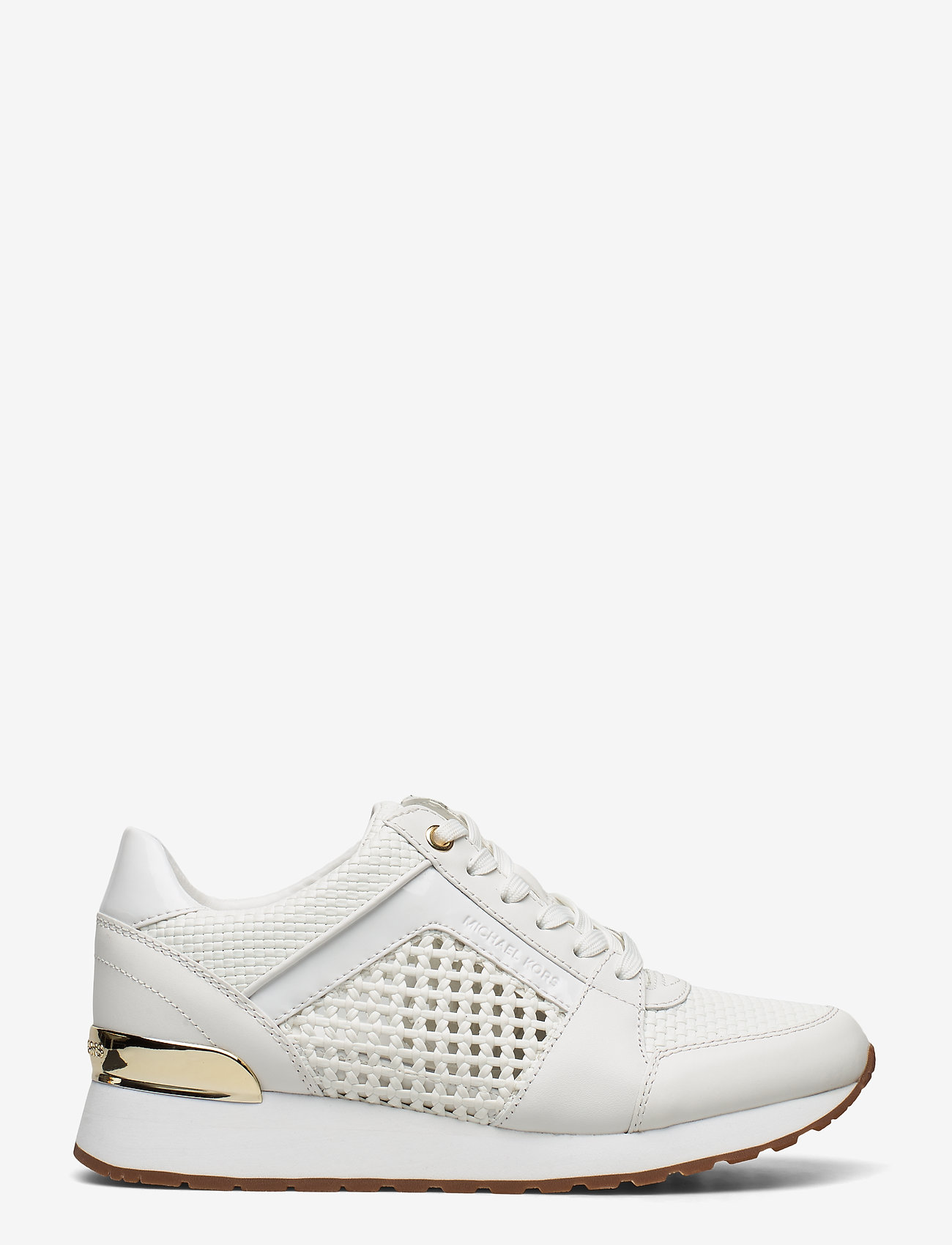Michael Kors Shoes - BILLIE TRAINER - low top sneakers - optic white