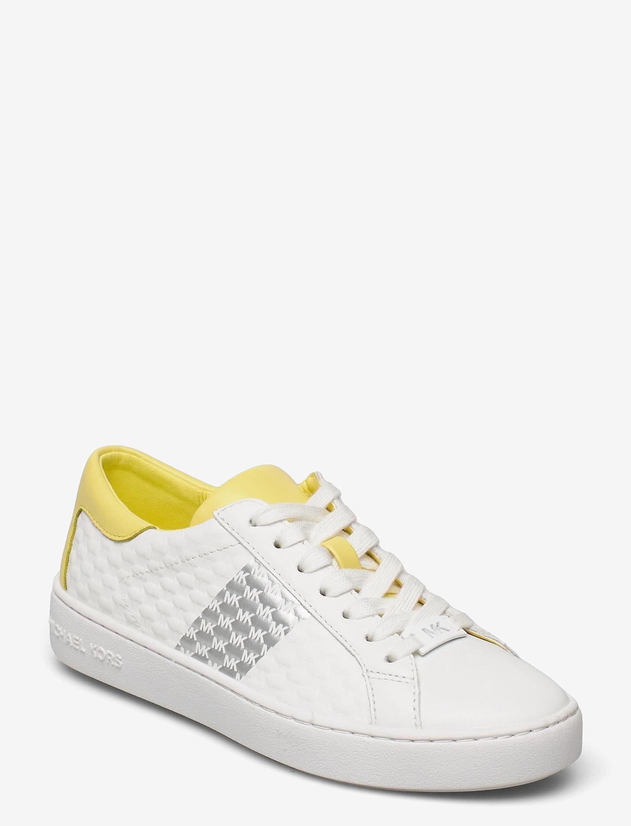 Michael Kors - COLBY SNEAKER - lage sneakers - limelight - 0