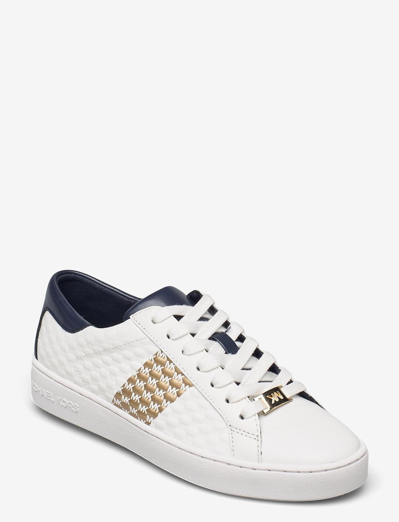 Michael Kors - COLBY SNEAKER - lage sneakers - navy - 0