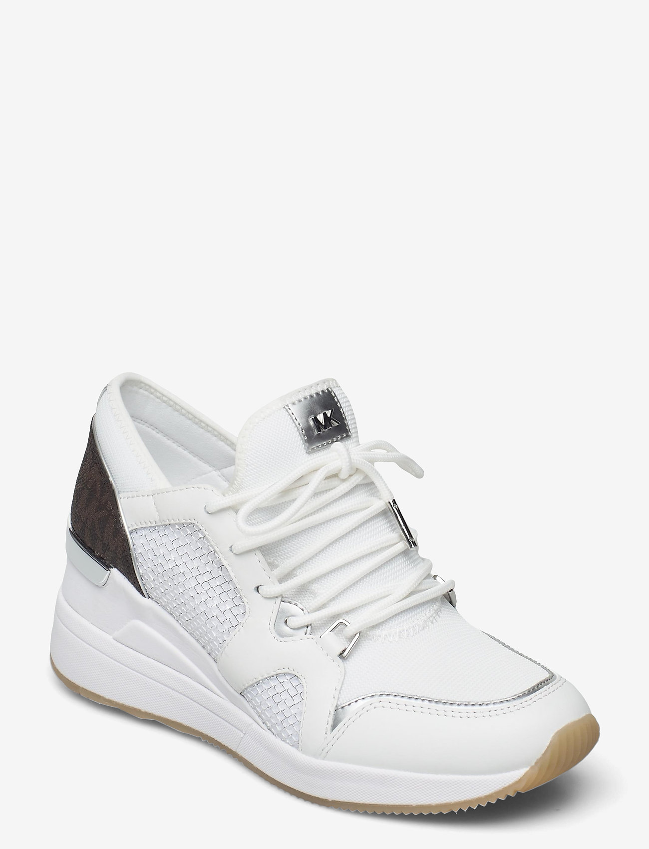 Michael Kors - LIV TRAINER - chunky sneakers - opwht multi - 0