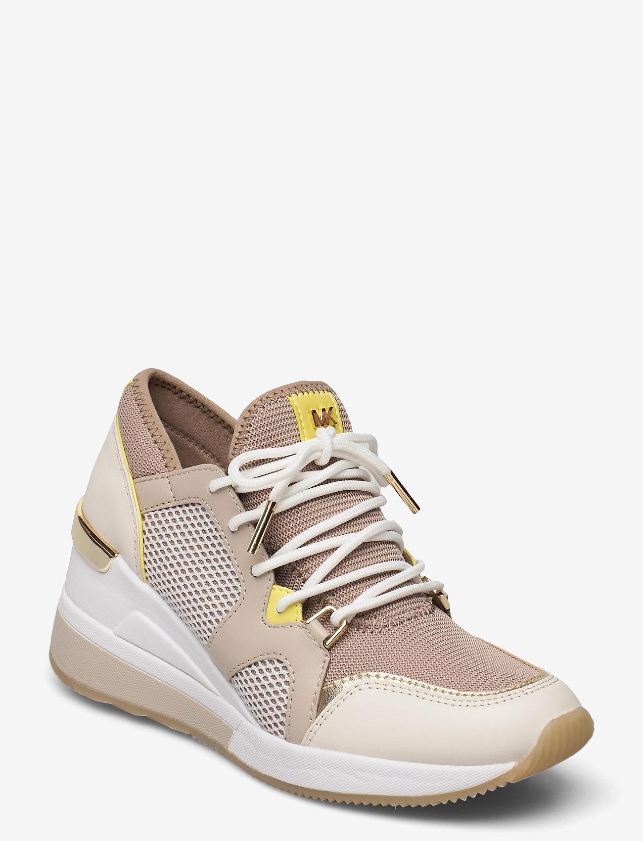 Michael Kors - LIV TRAINER - lage sneakers - truffle mlti - 0