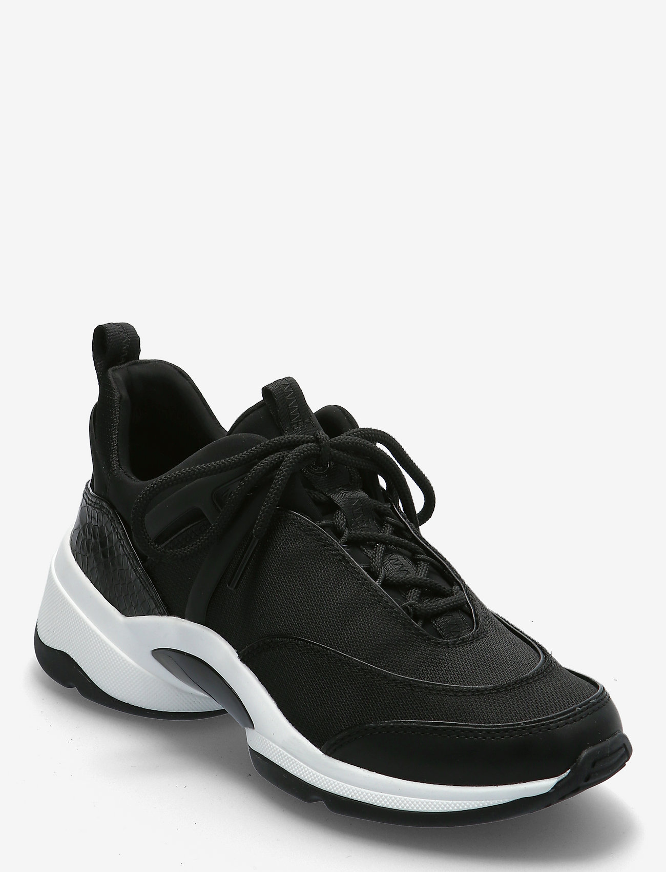Michael Kors - SPARKS TRAINER - chunky sneakers - black - 0
