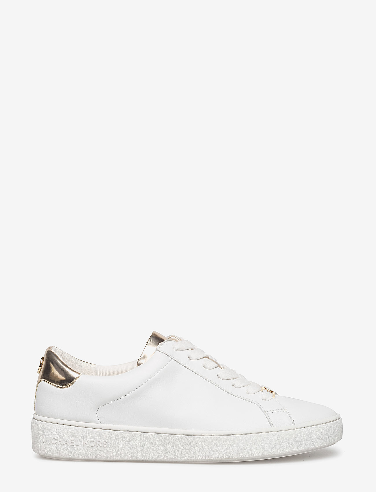Michael Kors Shoes - IRVING LACE UP - lage sneakers - opt/plgold - 1