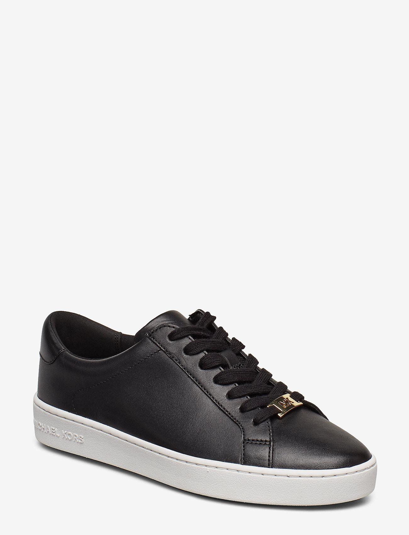 Michael Kors - IRVING LACE UP - lage sneakers - black - 0
