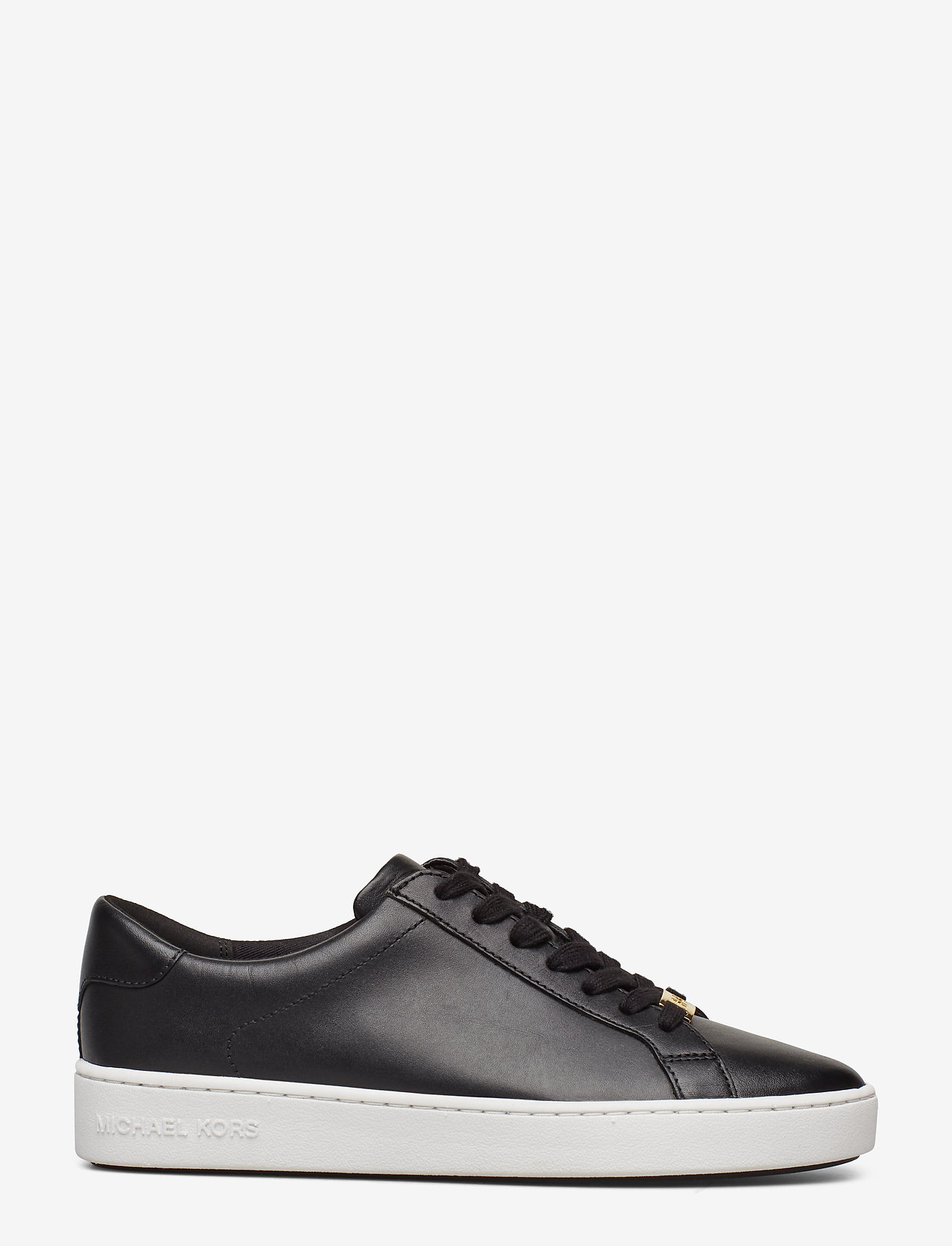 Michael Kors - IRVING LACE UP - lage sneakers - black - 1