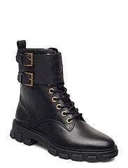 RIDLEY ANKLE BOOT - BLACK