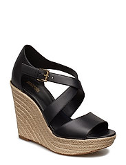 ABBOTT WEDGE - BLACK