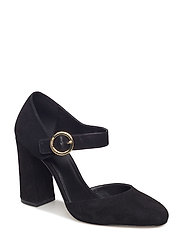 ALANA CLOSED TOE - BLACK