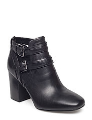 BLAZE ANKLE BOOT - BLACK