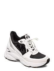 MICKEY TRAINER - BLK/OPTICWHT