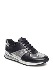 ALLIE WRAP trainers - SILVER/BLK
